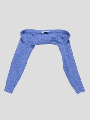 Болеро синее | 4808821