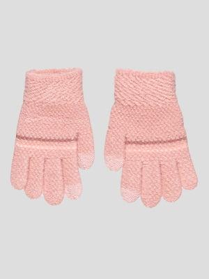 Рукавички рожеві | 4808965