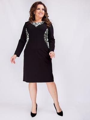 Сукня чорна - Мисс мода - 4820468