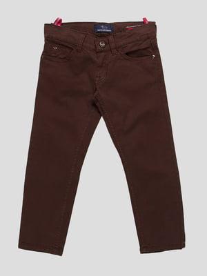 Штани коричневі | 4808754