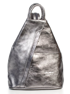 Рюкзак темно-серебристый | 4826387
