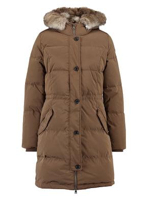 Пальто коричневое | 4828755