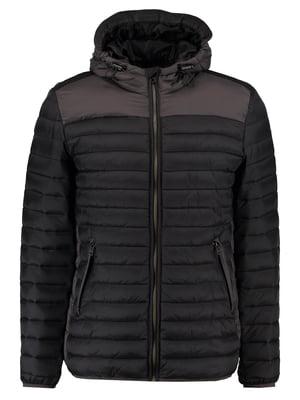 Куртка чорна | 4828758