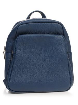 Рюкзак синий   4826205