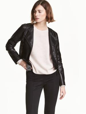 Куртка чорна | 4808486