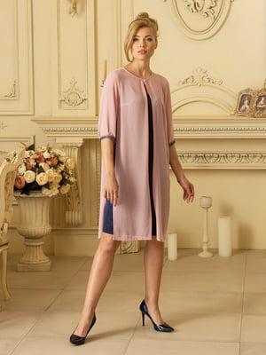 Платье розовое   4518990