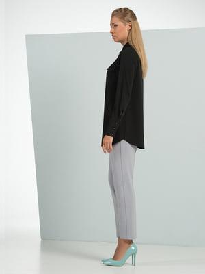 Рубашка черная | 4519000