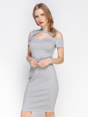 Сукня сірого кольору   3098655