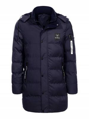 Куртка темно-синяя | 4831466