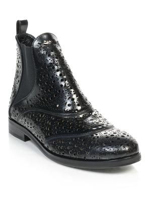 Ботинки черные | 4299288