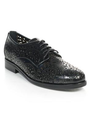 Туфли черные   4287617