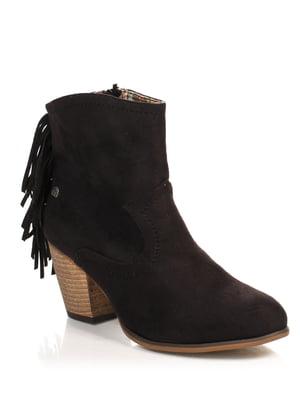 Ботинки черные | 3491546