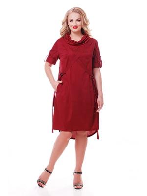 Сукня червона | 3411935