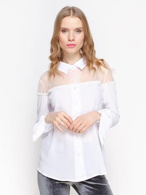 Блуза біла | 2981628