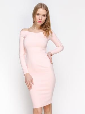 Платье розовое | 2981650