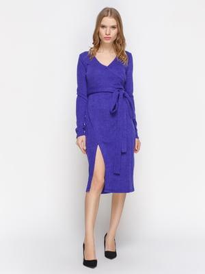 Платье цвета электрик - Atelier private - 2873349