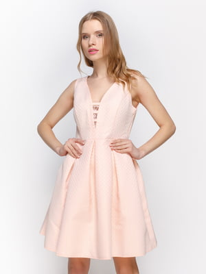Сукня персикова | 3155131