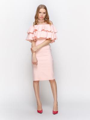 Сукня рожева | 3155122