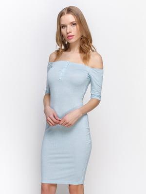 Сукня блакитна | 3155127