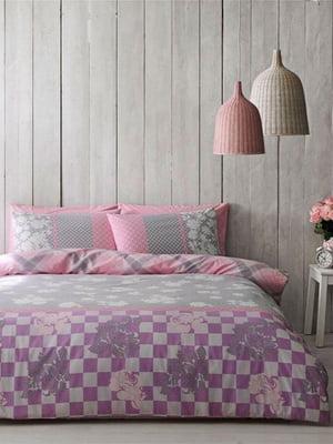 Комплект постельного белья двуспальный (евро) | 4593624