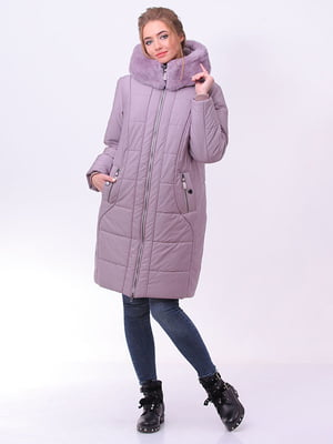 Пальто розовое   4834510