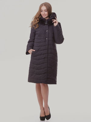 Пальто шоколадного цвета   4834516