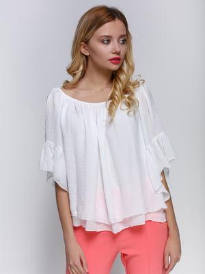 Блуза біла | 3155091