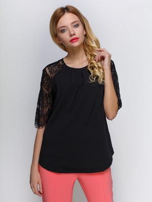 Блуза черная | 2127884