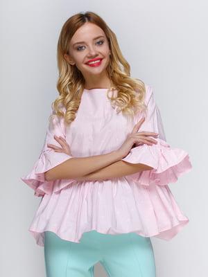Блуза рожева | 3155102