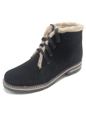 Ботинки черные | 4617492