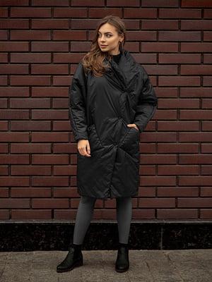 Пальто чорне | 4705173