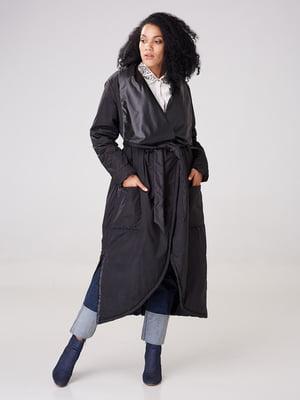 Пальто чорне | 4705177