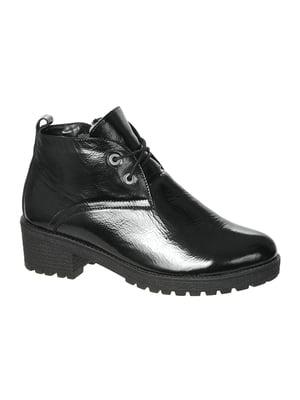 Ботинки черные   4837337