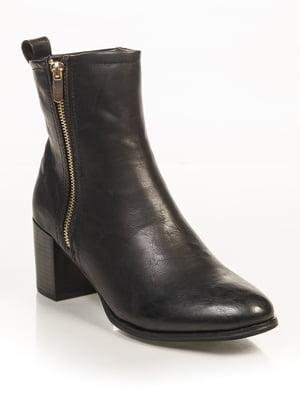 Ботинки черные | 2992553