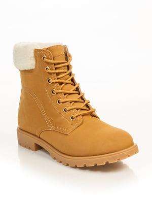 Ботинки коричневые | 2992542