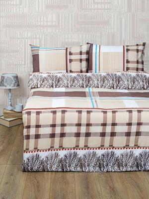 Комплект постельного белья полуторный | 4838763