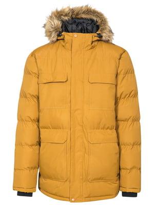 Куртка жовта | 4770524