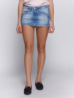 Спідниця джинсова | 2322544