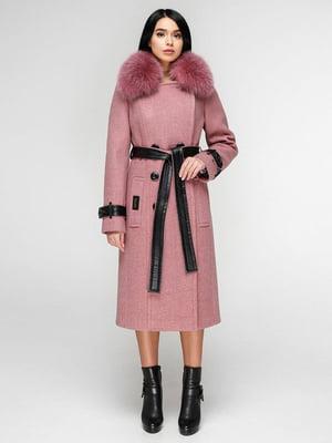 Пальто рожеве | 4828124