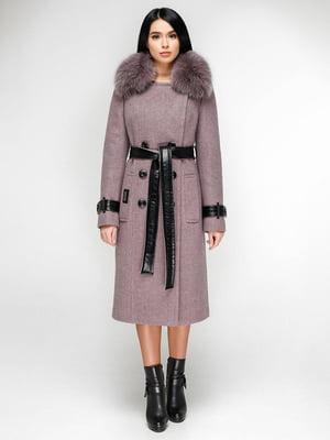 Пальто бузкове | 4828125