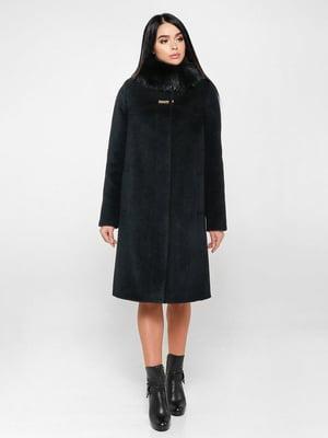 Пальто чорне | 4828133