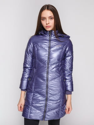 Куртка фиолетовая   4831478