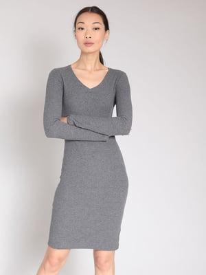 Платье серое | 4508361