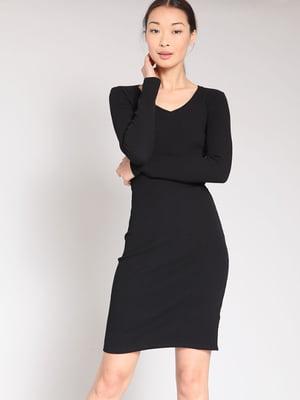 Платье черное | 4508375