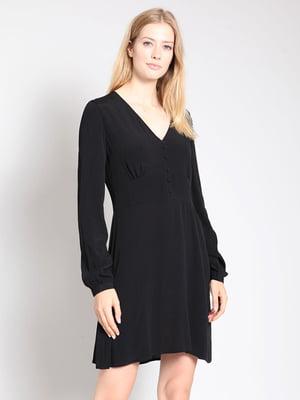 Платье черное | 4604933