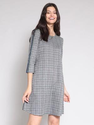 Платье клетчатое | 4604934
