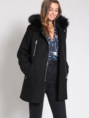 Пальто черное | 4714773