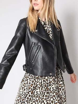 Куртка чорна | 4714787