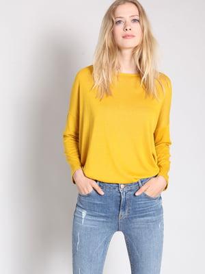 Джемпер желтый | 4816095