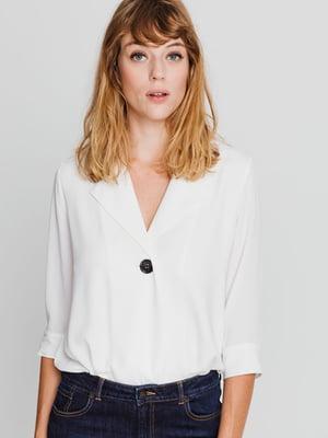 Блуза белая   4831771